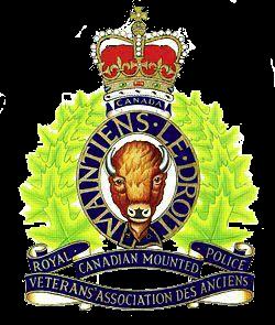 Royal Canadian Mounted Police Veterans' Association Crest