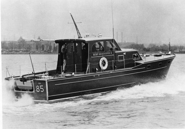 MP85 Patrol Boat Shaunavon II