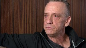 Mark McGinnis, one of two plaintiffs in a new class action lawsuit that claims negligence in relation to alleged sexual abuse at the Kingsclear reform school for boys in the 1980s. (CBC News )